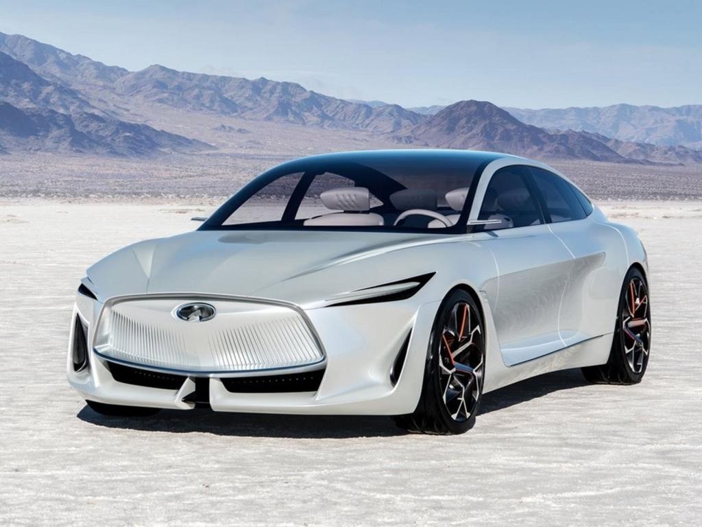 2021 Infiniti Q70 Drivetrain