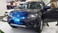 2021 Suzuki Grand Vitara Pictures