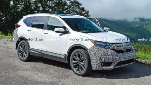 2021 Honda CRV Pictures