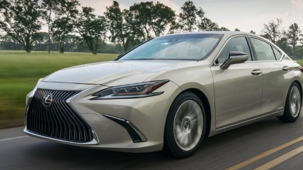 2021 Lexus ES 350 Exterior