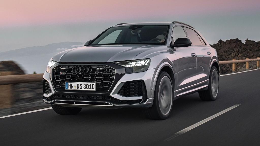 2021 Audi RS Q8 Pictures