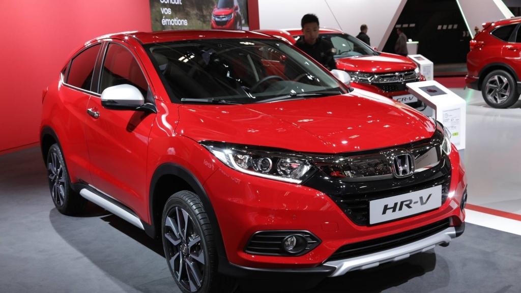 2021 Honda HRV Powertrain