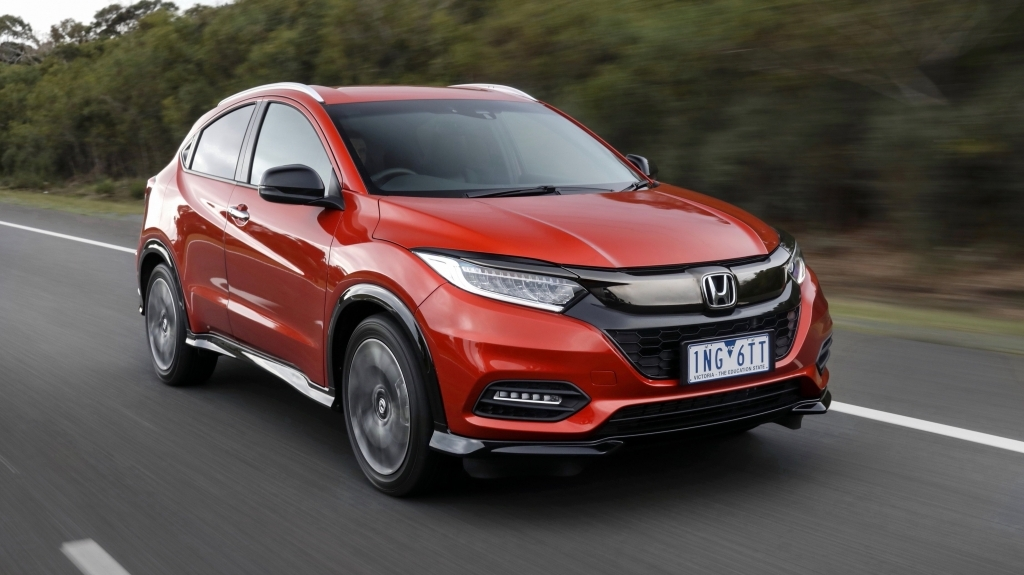 2021 Honda HRV Wallpaper