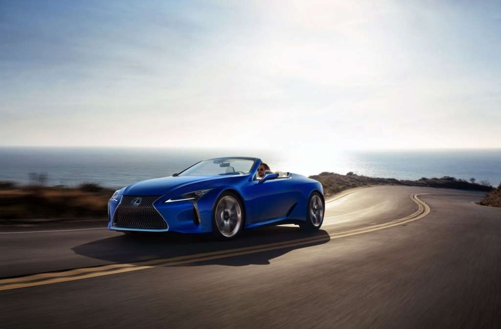 2021 Lexus RC Drivetrain