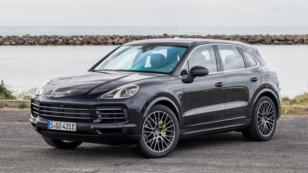2021 Porsche Cayenne Wallpapers