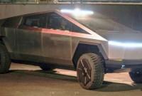 2022 Tesla Cybertruck Concept
