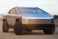 2022 Tesla Cybertruck Images