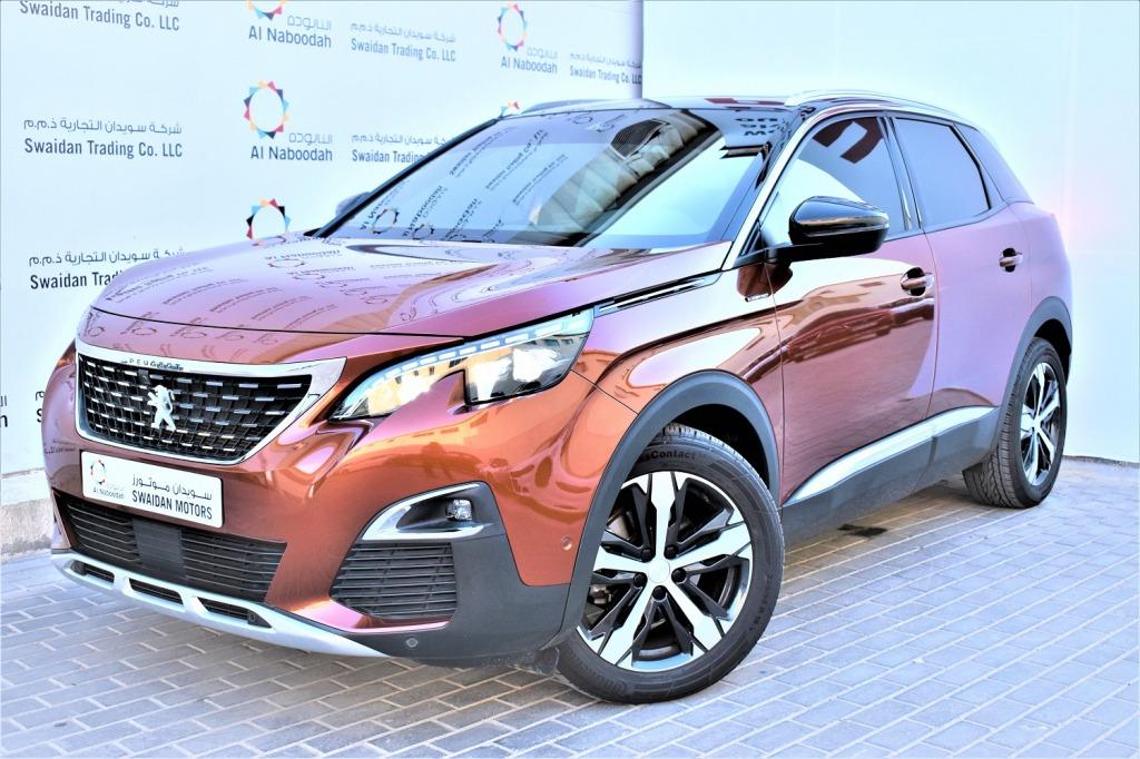 2022 Peugeot 3008 Images