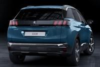2022 Peugeot 3008 Release date