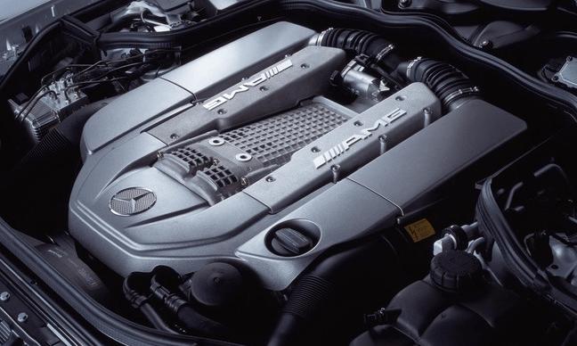 Mercedes M113 V8 Engine
