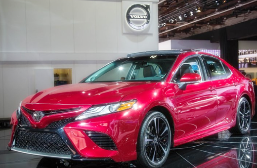 2018 Toyota Camry XSE V6 Release Date