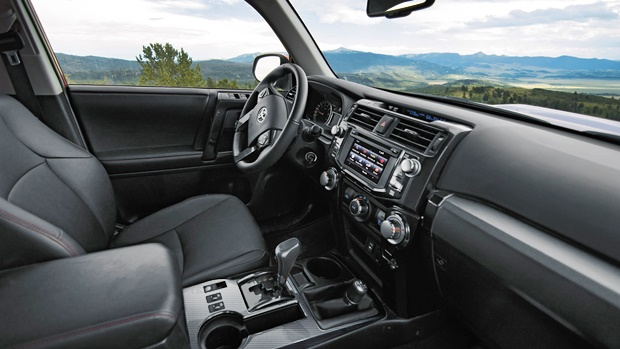 2019 Toyota 4Runner Interior