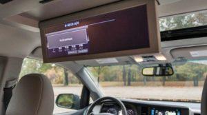 2019 Toyota Sienna Feature