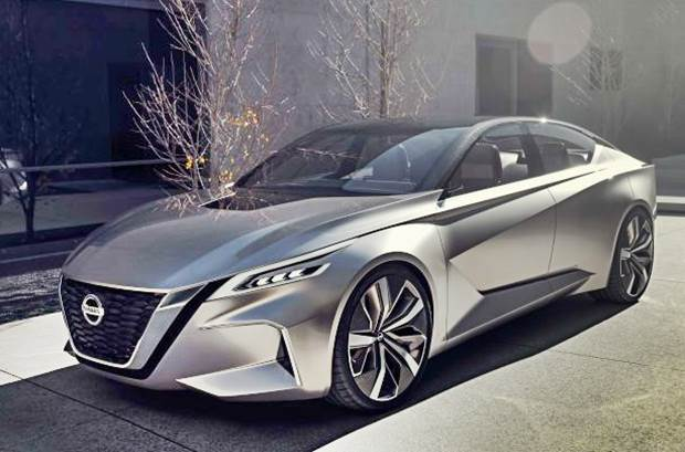 2019 Nissan Altima Redesign