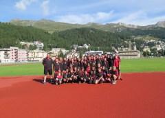Campo di Allenamento (LIAM) 2017 St Moritz tutti in quota