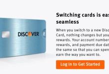 Discover信用卡之间快速在线转卡
