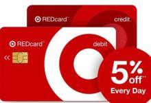 Target Red Card (Debit/Credit)介绍【2021.5更新:$40 off开卡奖励】