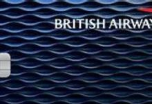 Chase British Airways (BA) 信用卡【2021.6更新:100K开卡奖励】
