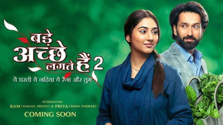 Bade Achhe Lagte Hain 2 Sony TV Drama Cast, Timing, Release Date, Wiki, Story, Actress Name