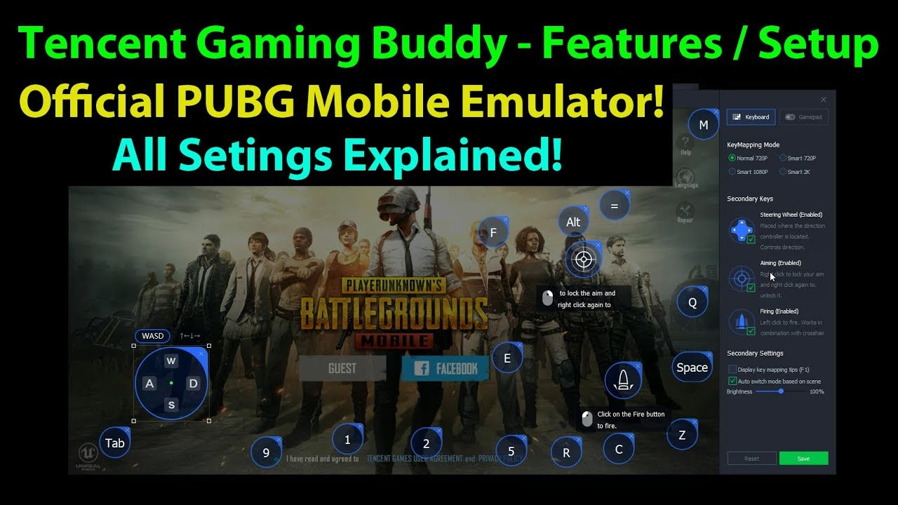 Tencent Gaming Buddy Full Version Download for pc install on windows