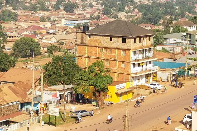 Kawempe Acute Care Ward in Kampala, Uganda