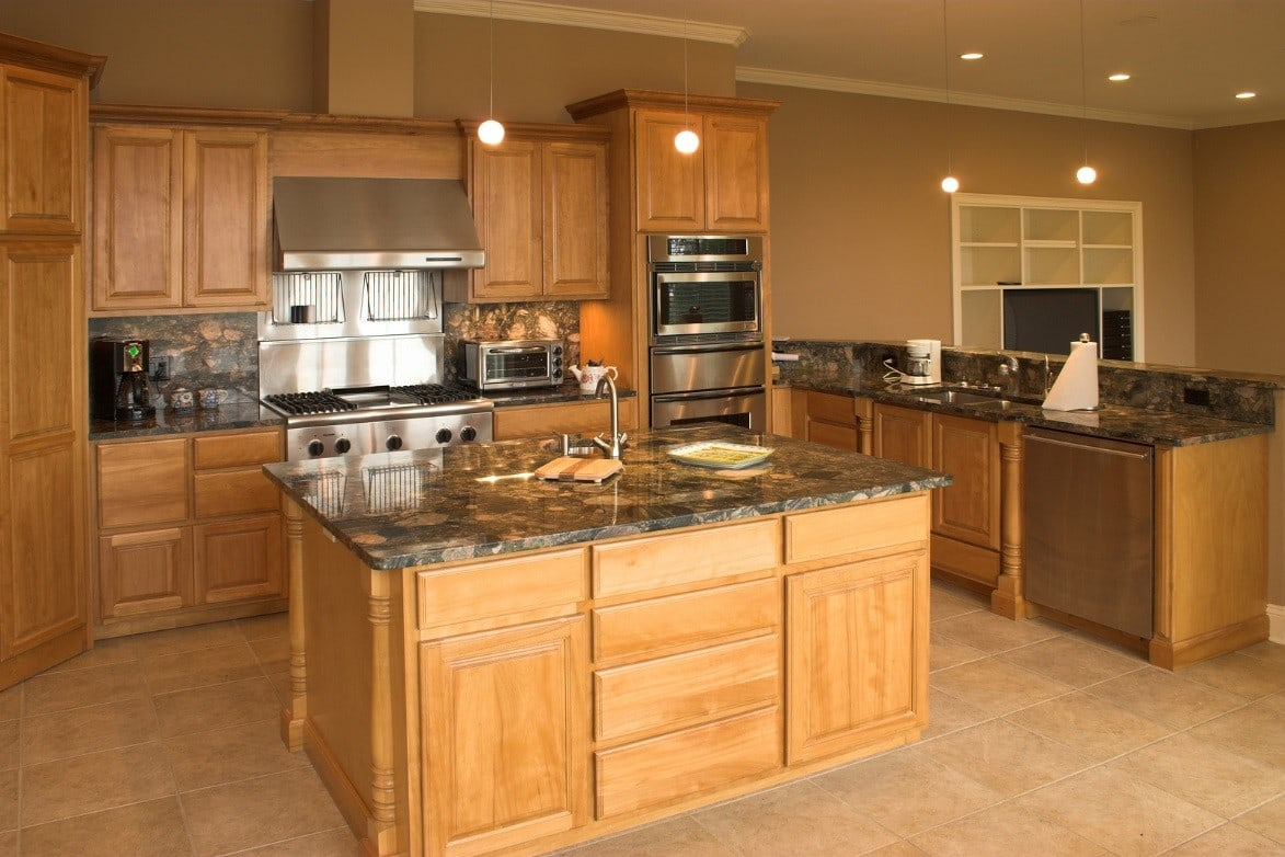 Get Excellent Kitchen Ideas Of Granite Countertops From