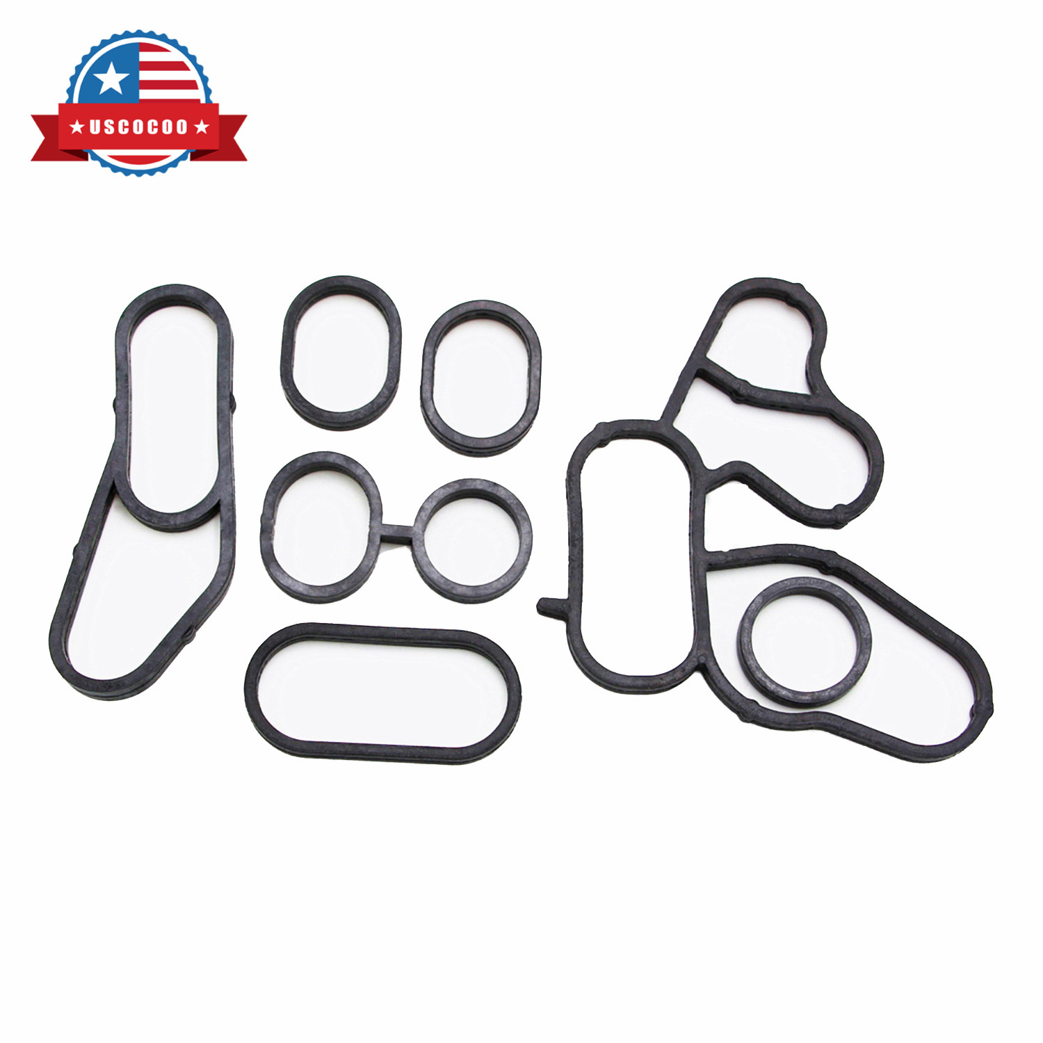 Oil Cooler Gasket Kit Fits for Opel Vauxhall Combo Corsa C