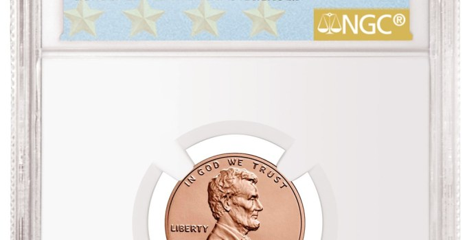 NGC 2019-W Uncirculated Holder