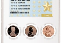 NGC Multi-Coin Holder for 2019-W Cents