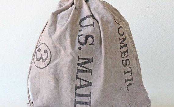 US Mail Bag