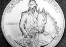 1982 George Washington Commemorative Clad Half Dollar Proof Obverse