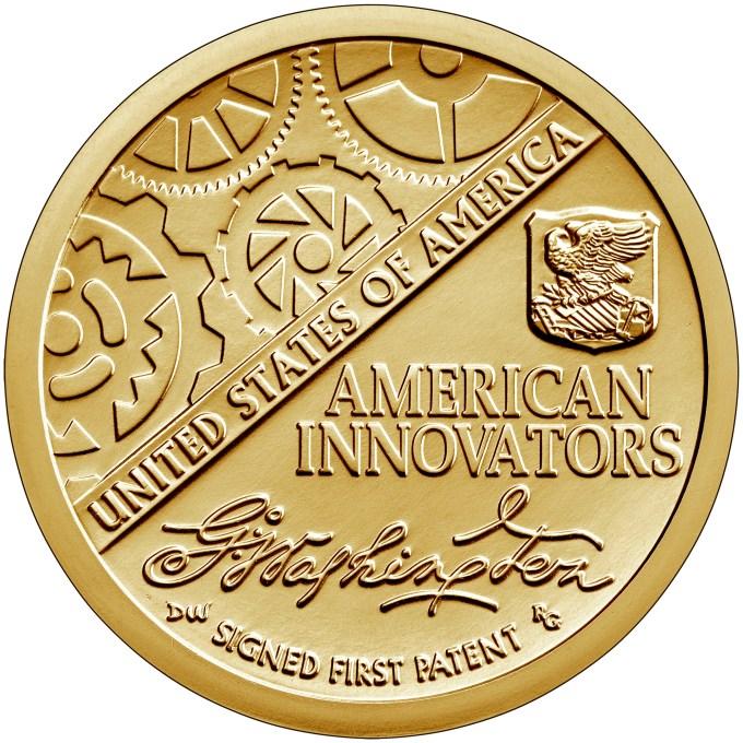 2018 American Innovation Dollar Reverse