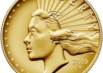 2019 American Liberty Gold Obverse