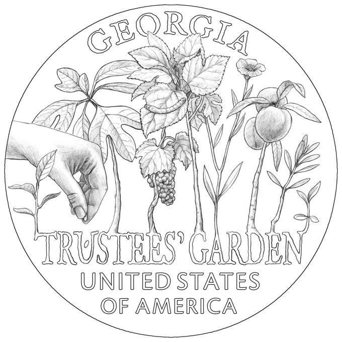 2019 American Innovation Dollar - Georgia