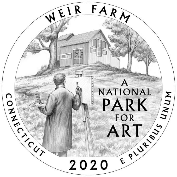 2020 America The Beautiful - Weir Farm National Park for Art