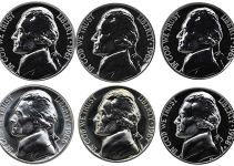 1960-1969 Jefferson Nickel Proof Set