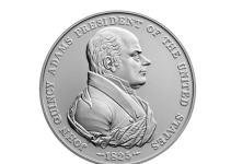 John Quincy Adams Presidential Medal