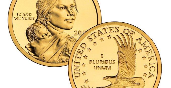 2000-S Sacagawea Dollar Proof