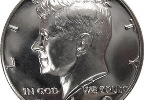 1970-S Kennedy Half Dollar Proof