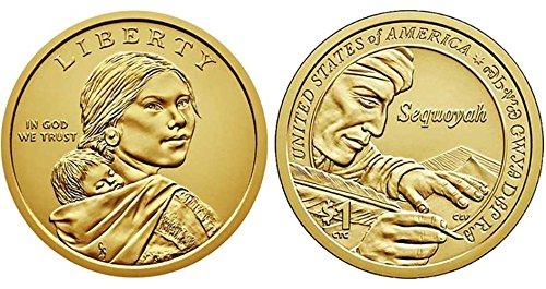 2017 Native American Dollar Set
