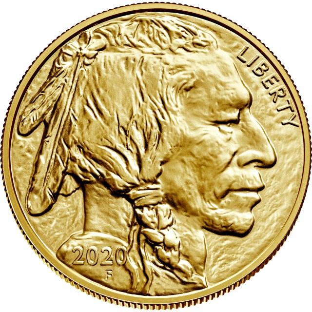 2020 American Buffalo Gold Bullion Coin