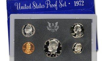 1972 United States Proof Set