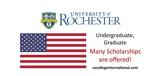 University of Rocehster Scholarships