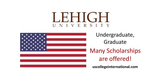 Lehigh University Scholarships