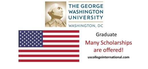 George Washington University Scholarships