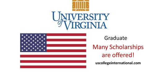 University of Virginia Scholarships