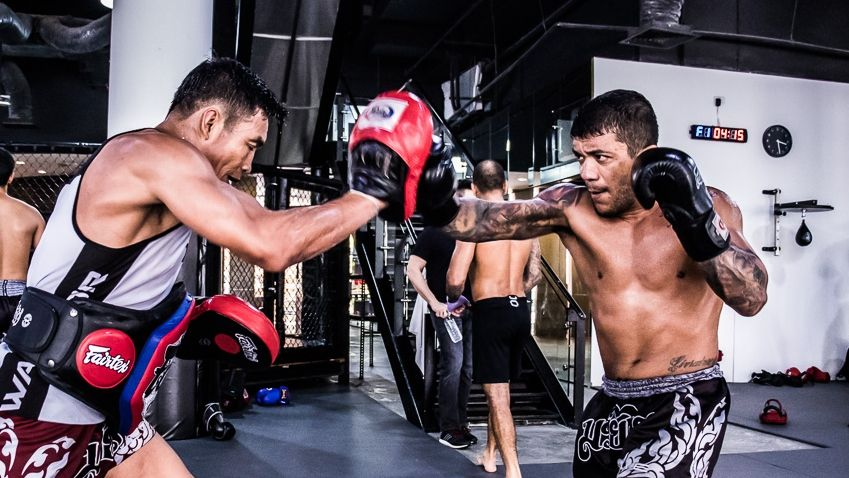 Increasing MMA Conditioning