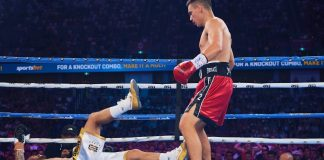 best boxing knockout combinations