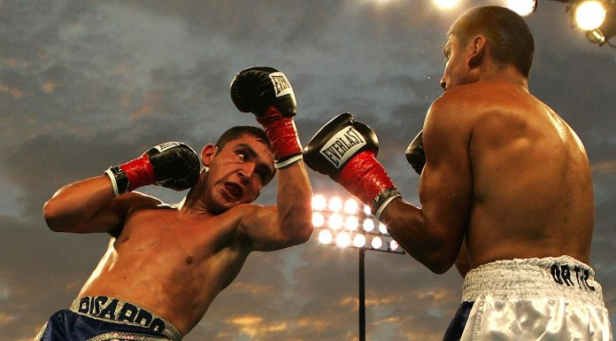 does boxing sparring cause brain damage