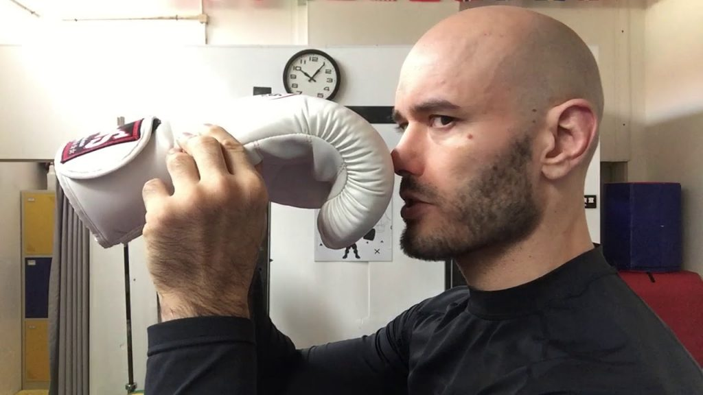 how to protect your nose in boxing